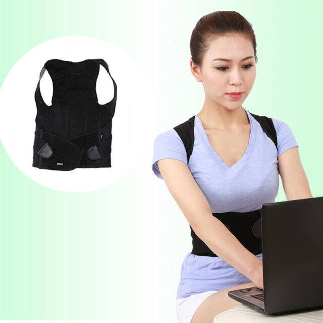 Universal Nylon Back Support for Health Care