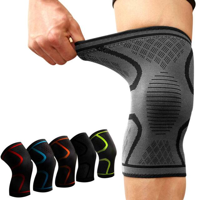 Fitness Knee Support Sleeve