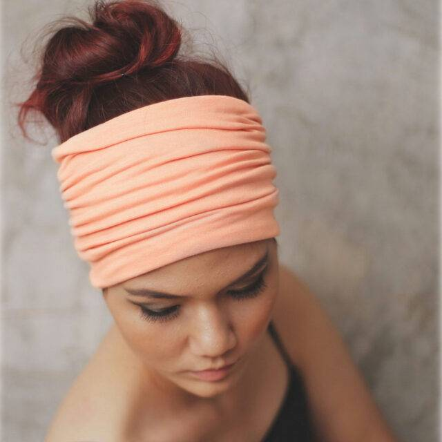 Woman's Cotton Sports Casual Headband