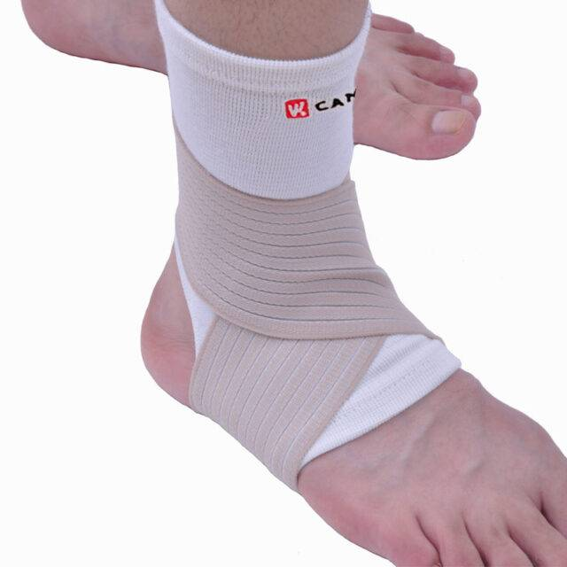 Pressurized Nylon Sports Ankle Support