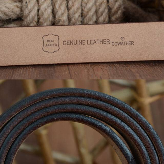 100% Genuine Leather Belt For Mens