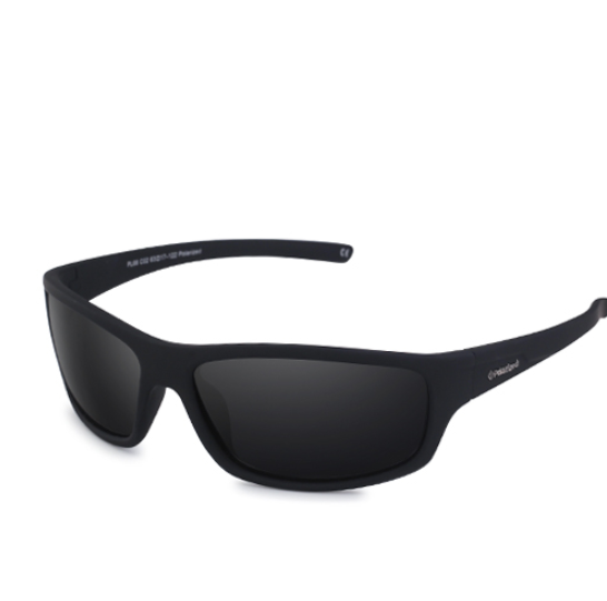 Stylish Casual Men's Sunglasses with Polarized Lenses