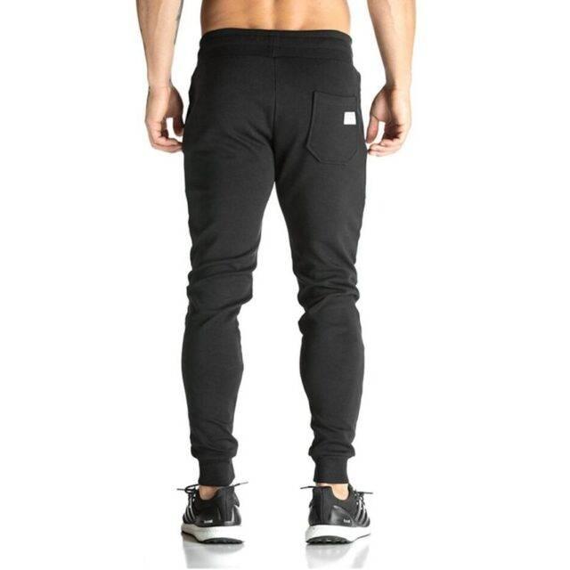 Men's Sport Style Cotton Pants For Workout