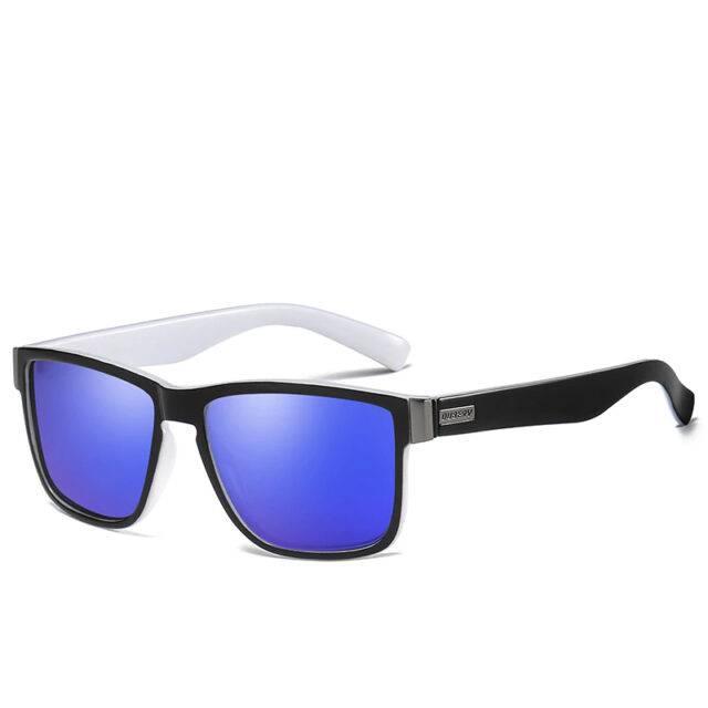 Men's Luxury Square Polarized Sunglasses UV400
