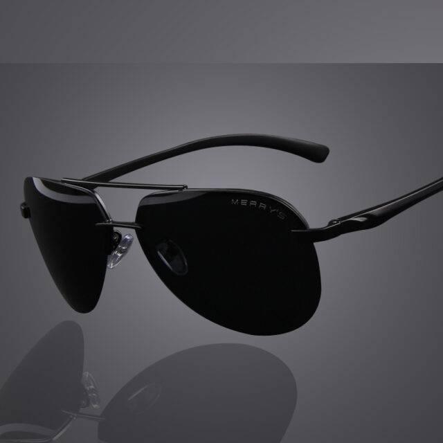 Stylish UV400 Protective Sunglasses For Mens