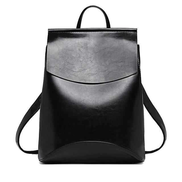 High Quality Leather Backpacks For Womens