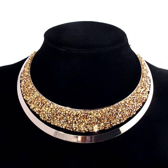 Elegant Choker Necklace for Women