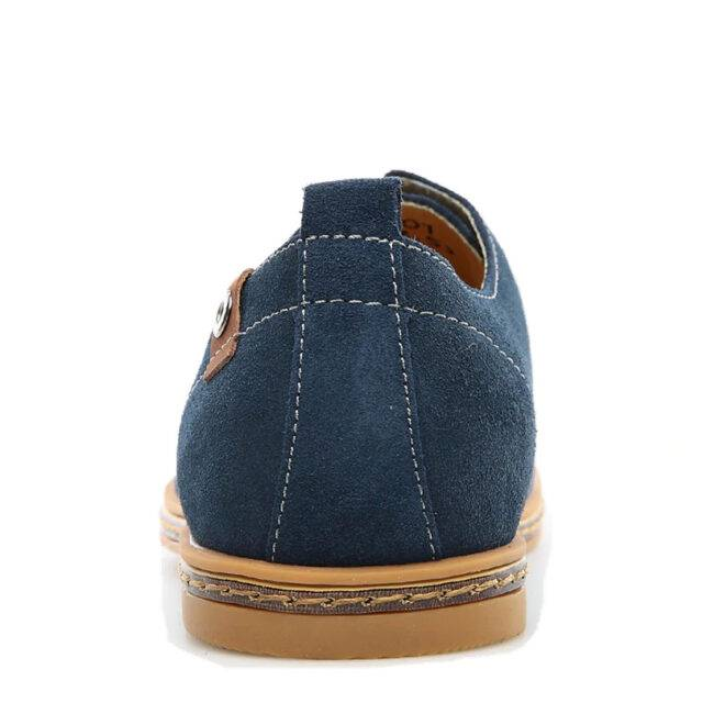 URB Men's Casual Suede Leather Shoes