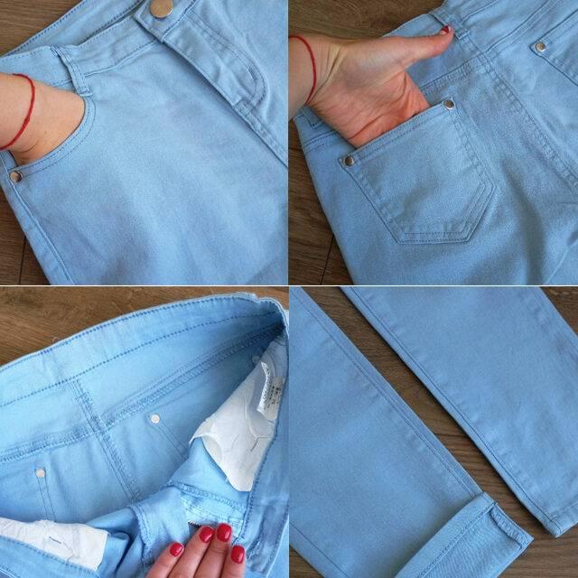 Ladies Slim Fit Stretch Jeans
