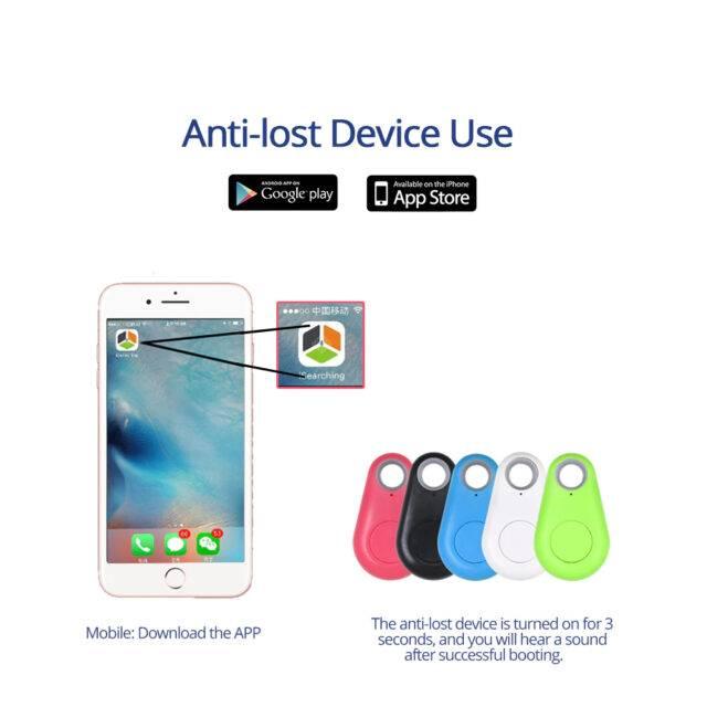 Wireless Bluetooth Key Tracker