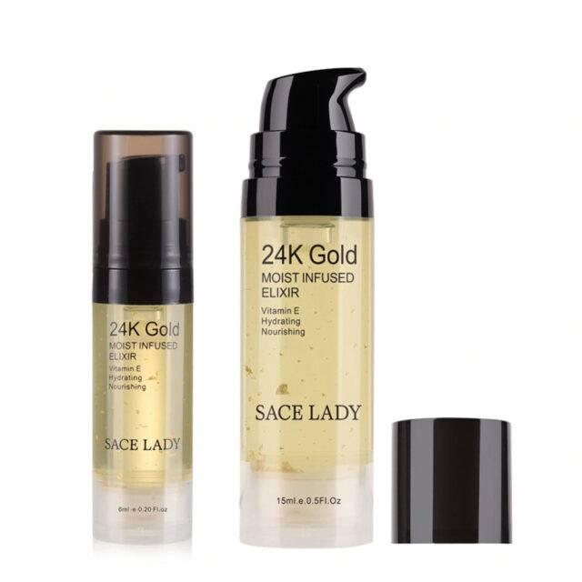 Moisturizing 24K Makeup Primer