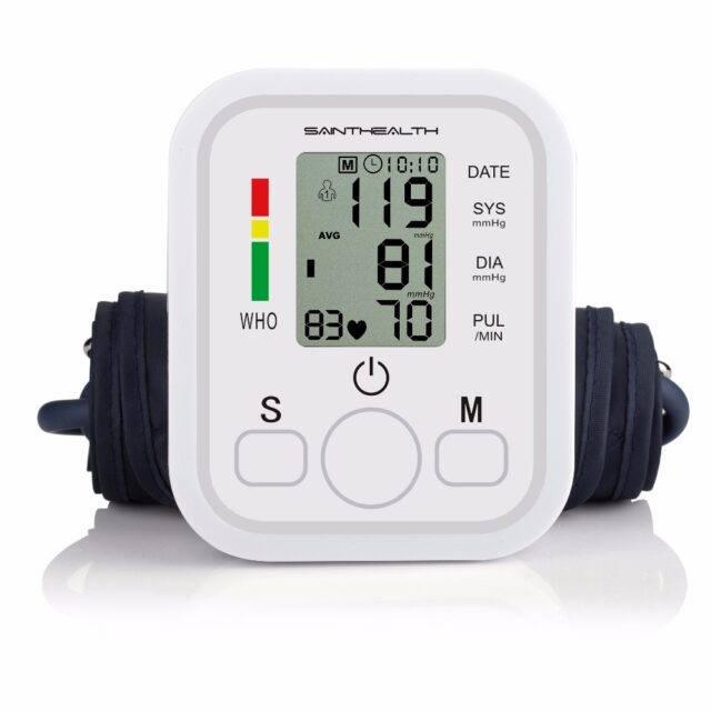 Health Care Upper Arm Blood Pressure Monitor