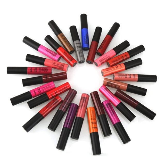 Kissproof Moisturizing Long-Lasting Velvet Lip Gloss
